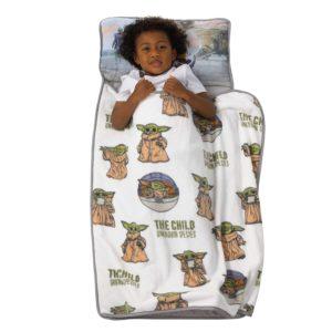 Baby Yoda Toddler Nap Mat