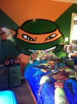 Ninja Turtles Kids Room Decor