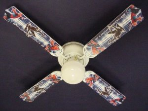 Amazing Spiderman 3 Indoor Ceiling Fan