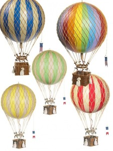 Authentic Models Balloons