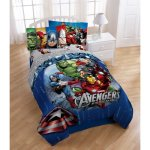 Avengers Assemble 5pc Full Bedding Comforter & Sheet Set