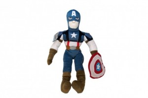 Avengers Captain America Enforcement Buddy Throw Pillow