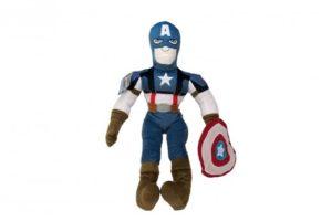 Avengers Captain America Enforcement Buddy Throw Pillow