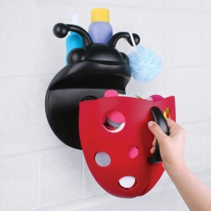 Boon Pod Ladybug Bath Toy Scoop