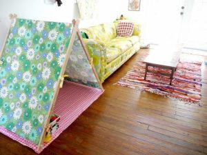 DIY A Frame Tent