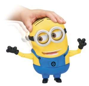Despicable Me Minion Dave Talking Action Figure 2
