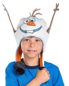 Disney Frozen Olaf Flipeez Hat