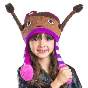 Doc McStuffins Kids Flipeez Action Hat