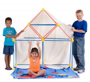 EZ-Fort Kids Fort Kit