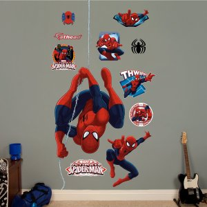 Fathead Ultimate Spider-Man Real Big Wall Decal