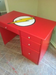 Flash DIY Kids Desk