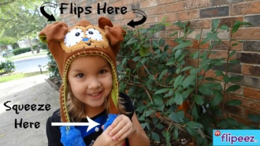 Flipeez Hats for Kids