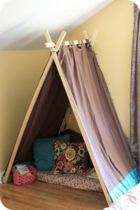 Kids Reading or Play Tent