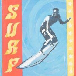 Kids Surfer Themed Room DecorL._AA300_