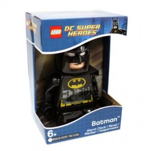 LEGO Kids' Super Heroes Batman Alarm Clock Box