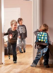 Lassig Mini Backpack