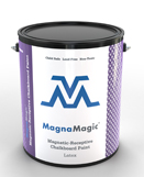 Magnetic Receptive Chalkboard Paint Gallon