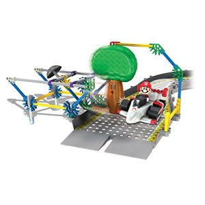 Mario Kart Wii KNEX Exclusive Building Set #38470 Mario vs Delfino Oak Tree