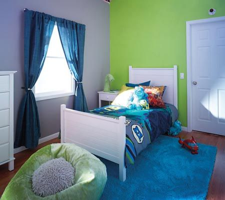 Monsters Inc Bedroom Decor