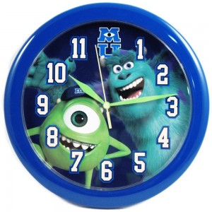 Monsters University Quartz Wall Clock
