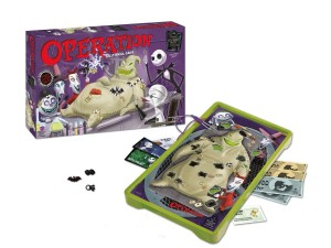 Nightmare Before Christmas Operation Open