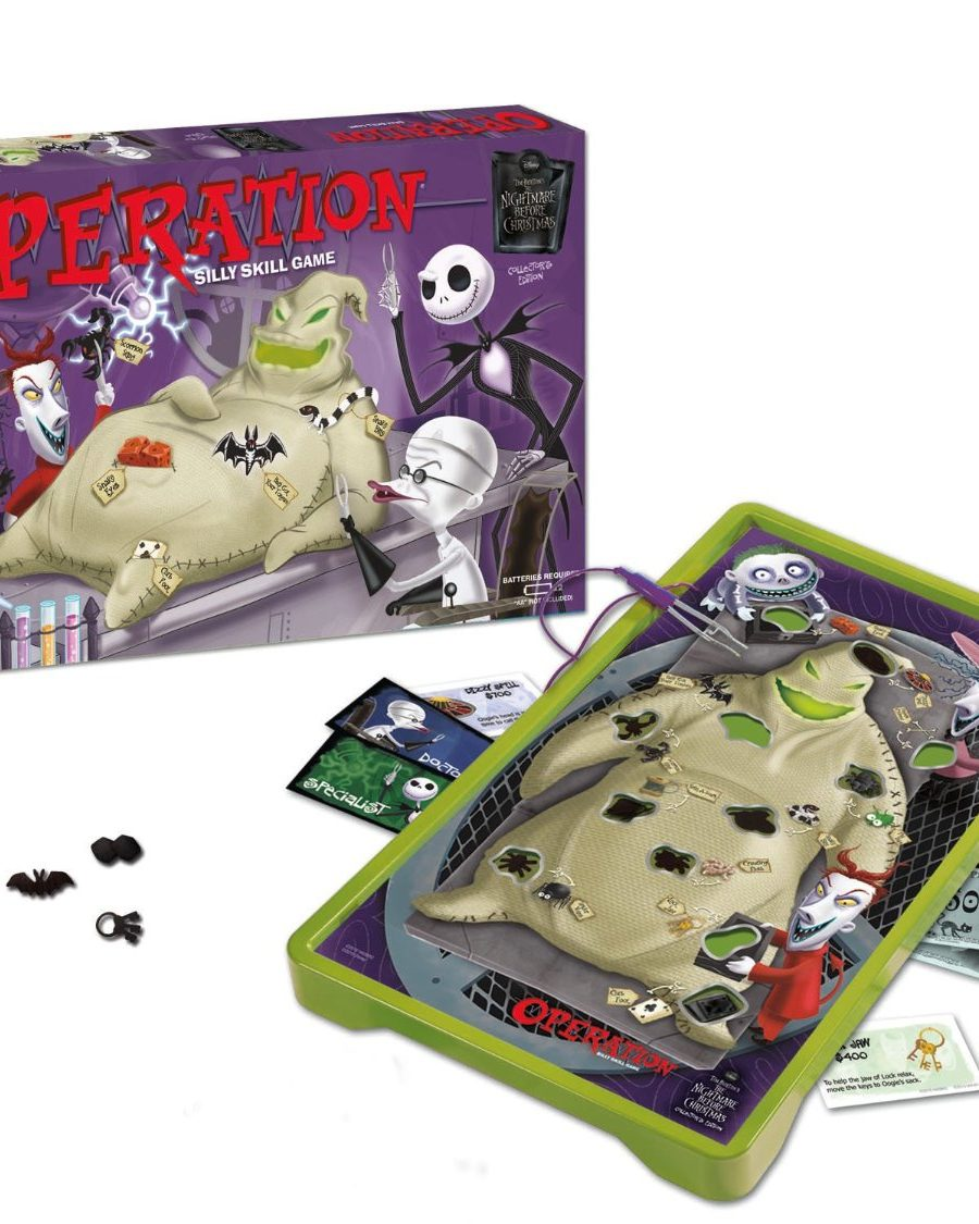 Nightmare Before Christmas Operation Open Groovy Kids Gear