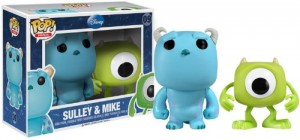 Pop! Minis Disney Monsters, Inc.