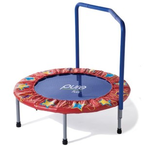 Pure Fun 36 in. Kids Trampoline