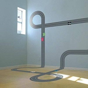 ReStick Race Ya! Wall Stickers