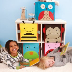 Skip Hop Zoo Storage Bins