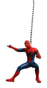 Spider-Man Ceiling Fan Light Pull