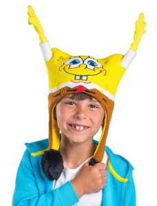 Spongebob Squarepants Kids Flipeez Action Hat