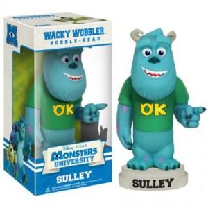 Sulley Wacky Wobbler