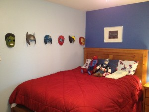 Super Hero Masks
