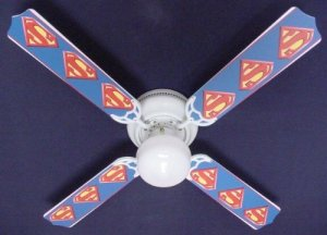 Superman Ceiling Fan