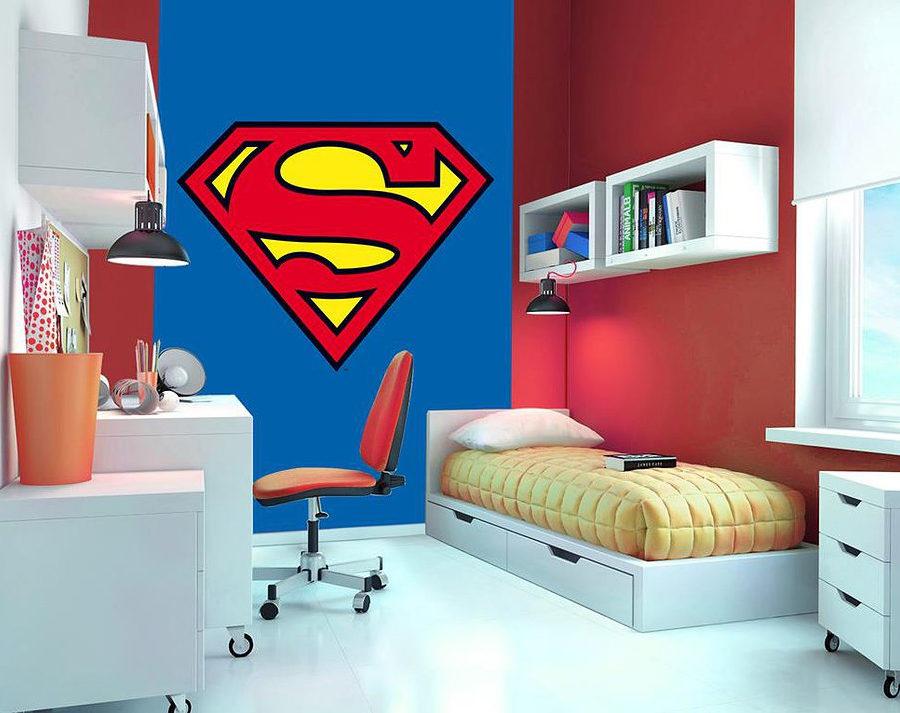 Superman Kids Room 1