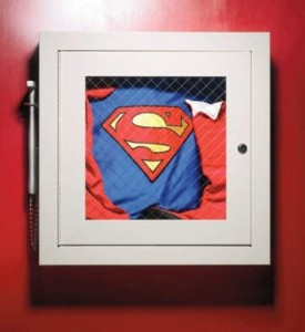 Superman Kids Room