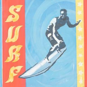 Surf Wall Art