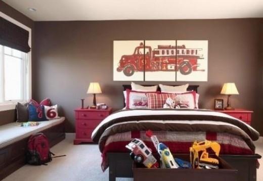 Teen Fireman Themed Room Groovy Kids Gear