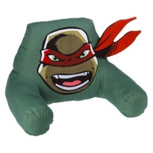 Teenage Mutant Ninja Turtles Bed Rest Pillow