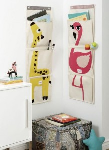 Wall Organizers by 3 Sprouts