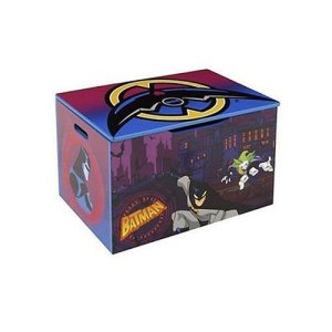 Warner Bros Batman Toy Chest