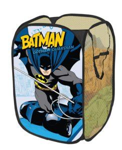 Batman bedroom decor archives groovy kids gear - Batman laundry hamper ...