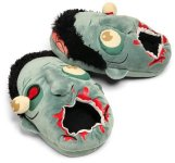Zombie Slippers for Teenagers
