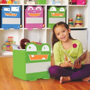P'kolino Mess Eaters Shelf Storage Bin