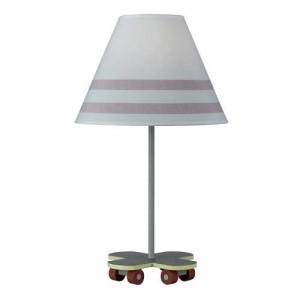 skateboard Table Lamp