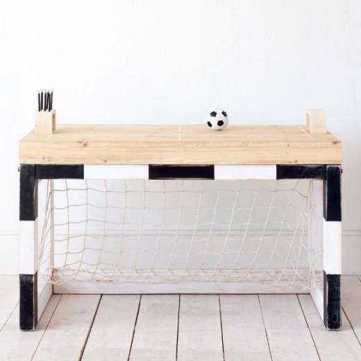 soccer desk